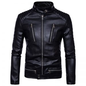 1-Jackets Leather men sport 2020