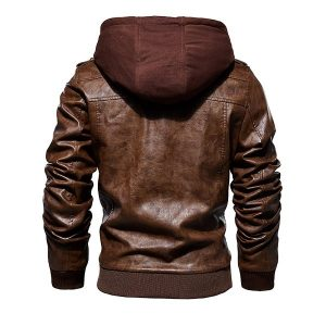 Jacket Leather European-3