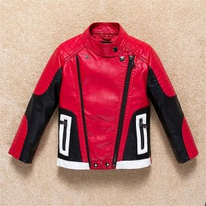 Jackets Leather For Boys 2020-1