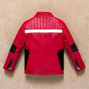 Jackets Leather For Boys 2020-2