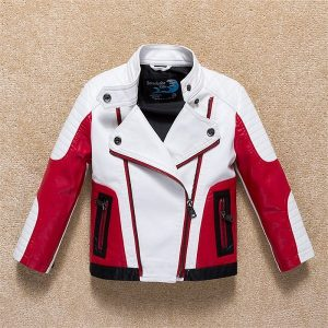 Jackets Leather For Boys 2020-3