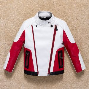 Jackets Leather For Boys 2020-4