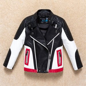 Jackets Leather For Boys 2020-6