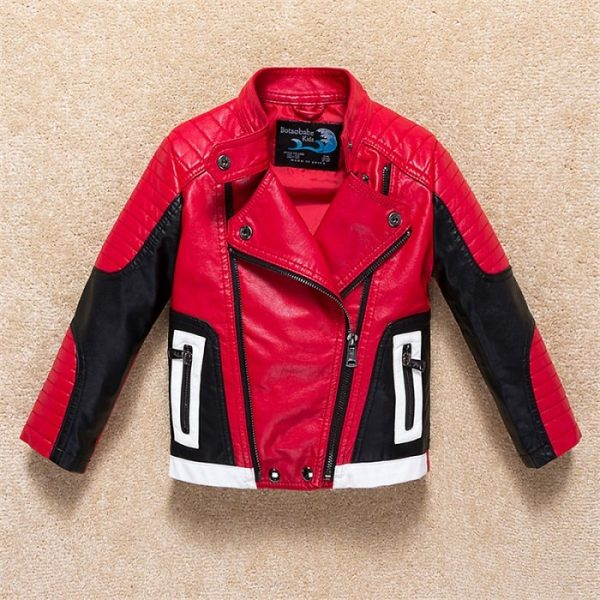 Jackets Leather For Boys 2020