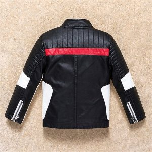 Jackets Leather For Boys 2020-8