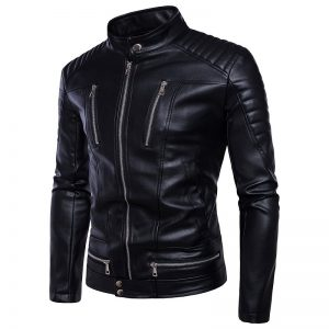 Jackets Leather men sport 2020
