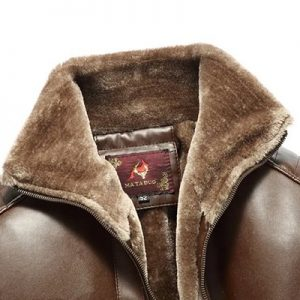 jacket leather men winter zipper-6