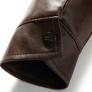 jacket leather men winter zipper-8