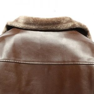 jacket leather men winter zipper-9