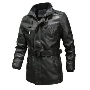Men's leather jacket 2020-7
