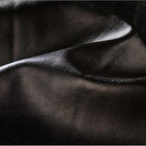 PU Men's Leather Jacket -6