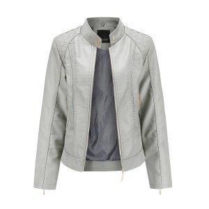 women's leather jacket-3