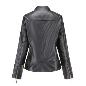 women's leather jacket-6