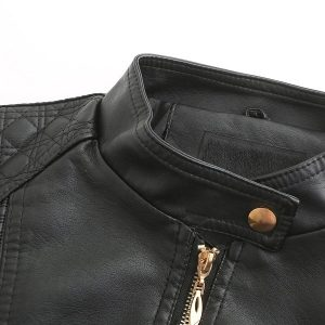 women's leather jacket-7