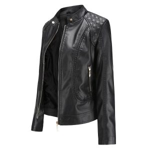 women's leather jacket-9
