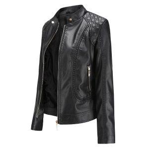 women's leather jacket-9