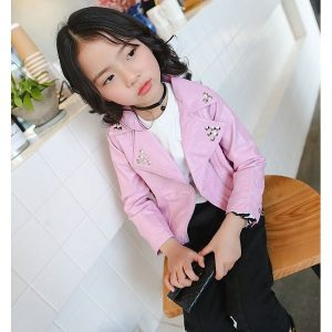 girls leather jacket-6