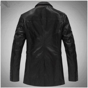 Genuine Leather Jacket-3