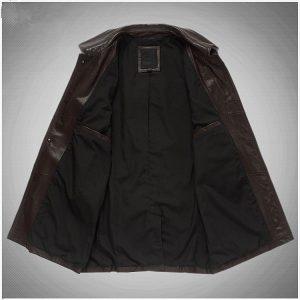 Genuine Leather Jacket-4